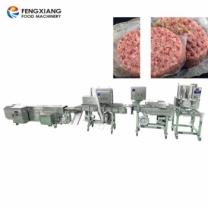 肉饼生产线