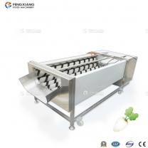 GL-380 白萝去皮清洗机 土豆削皮机