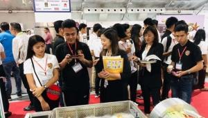 凤翔与你相约2019年缅甸仰光国际食品暨饮料展览会