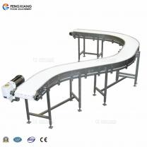 凤翔 生产线设备PVC皮带弯曲输送机