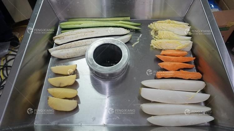 商用果蔬分瓣机