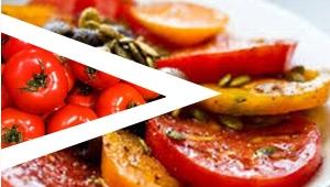 蔬果类切片方案