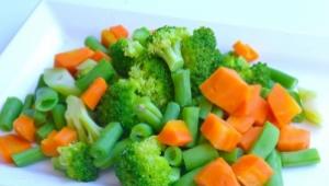是什么使餐饮业每天实现300吨蔬菜加工?