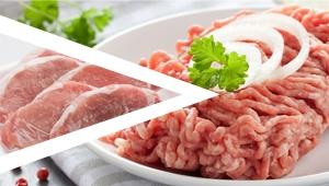 肉类搅拌、制肉饼方案