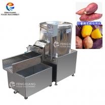 仿人工削皮机 土豆番薯自动刀削机