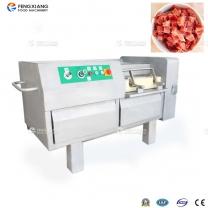 凤翔FX-550 大型冻肉切丁机 切冻肉片机