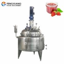JRG-400L 不锈钢电加热高速搅拌混合罐