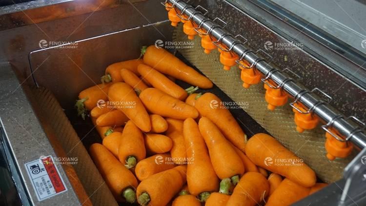 净菜切割生产线