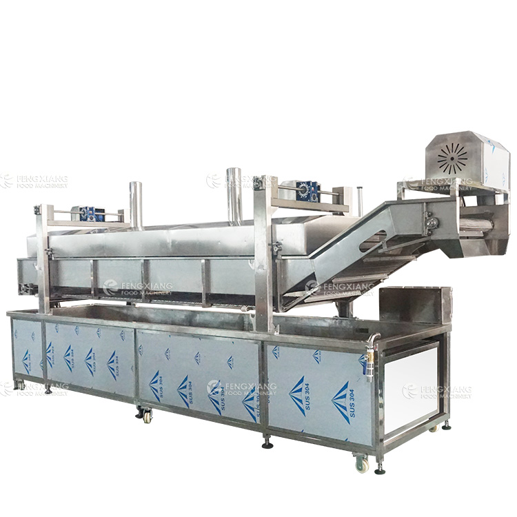 Electric heating bleaching machine