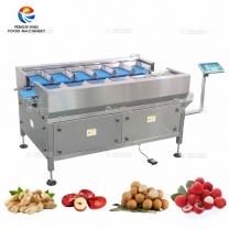 凤翔 电子称重机 水果蔬菜包装称重机