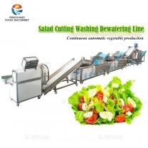 凤翔 蔬菜沙拉生产线 沙拉加工生产线