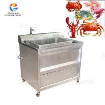 海鲜水产品清洗机 优质超声波清洗机