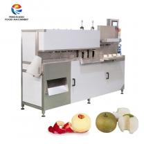 全自动高速苹果梨子水果削皮去芯分瓣机