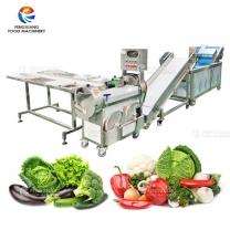 凤翔 净菜加工生产线 沙拉生产线