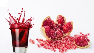石榴汁防癌效果胜红酒,如何更好地取石榴汁