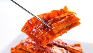如何更好地切割食材是泡菜加工的第一关!