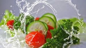 涡流式洗菜机——360°全方位清洗蔬菜水果